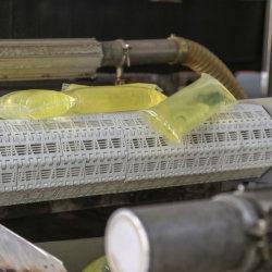 Etiqueta autocolante auto-adesiva Hm-242 Cola termofusível sensível à pressão e Hmpsa Geral autocolante de papel