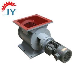 Ceniza giratorio válvulas de descarga para el colector de polvo