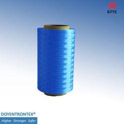 Hmpe dtex 2640 Blauw gekleurd garen voor Ropes toepassing TYZ-PE-C050