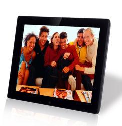 Moldura de foto digital com cobertura de espelho de 15 polegadas