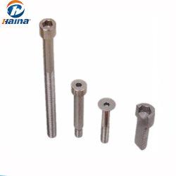 Zylinderschrauben Hastelloy ISO4762/BS2470 mit Senkkopf