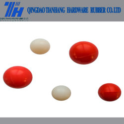 Soem-Zoll irgendeine Größen geformte Gummikugel