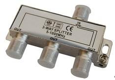 مقسم سماتف ثلاثي الاتجاه من 5 إلى 2450 ميجاهرتز (SHJ-TS8803)