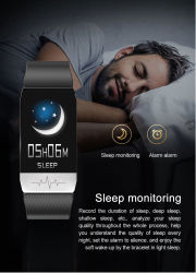 2020 migliore mini fascia di manopola di vendita della cuffia avricolare del telefono mobile del trasduttore auricolare astuto nuovo del braccialetto Df22