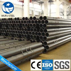Resíduos explosivos de tubo de aço carbono soldado com EN 10219 ASTM A500
