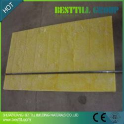 El aislamiento térmico de la placa de lana de vidrio 25-100mm