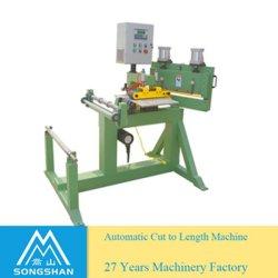 Comprimento de corte estreito automática da máquina para fazer da fita de lixa abrasiva