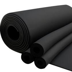Climatiseur isolation PVC noir tube pour le tuyau en cuivre