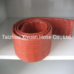 In PVC rigido tubo flessibile per irrigazione flessibile da 3 pollici 8 bar