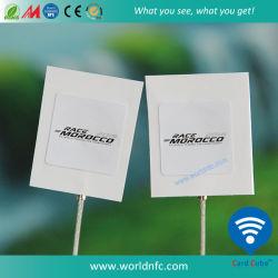 13.56MHz Ntag213 144 octets de mémoire étiquette NFC