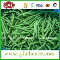 Gefrorene vollständige grüne Bohnen mit FDA, Brc Bescheinigung