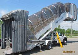 Impermeabilización de cubiertas de invernadero de plástico de la hoja de Lexan policarbonato Light-Weight