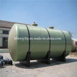 GRP résistant à la corrosion des réservoirs de dosage de produits chimiques