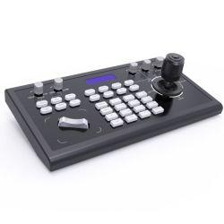 3D o joystick do controlador do teclado com RS485 IP Controle Remoto para videoconferência Câmaras