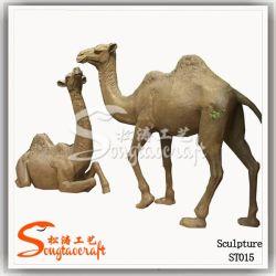Museo de productos de plástico Artificial decoración artesanal de animales