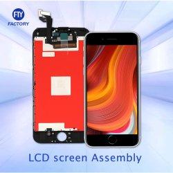 Amplio Stock de alimentación de la fábrica celular Digitalizador de pantalla táctil general Mobile Combo Pantalla LCD para el iPhone 6s