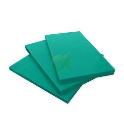 Plastik-HDPE Blatt des HDPE Blatt-Hersteller-1mm-20mm strukturiertes schwarzes weißes farbiges des Polyäthylen-4X8