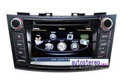 Car Stereo GPS Headunit Multimedia DVD for Suzuki Swift