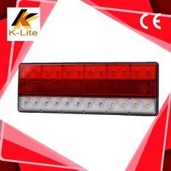 Lampada di coda dell'indicatore luminoso del camion della parte LED del rimorchio