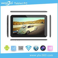 De Tablet van 10.1 Duim met Androïde OS 4.4/Dubbele Camera's Multitouch/HDMI/WiFi/