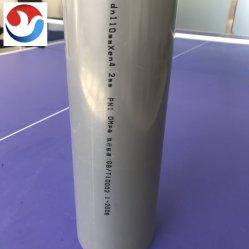 Lista de precios de tubo de plástico de PVC y accesorios de tubería Conduit de PVC-U tubos para el suministro de agua y drenaje