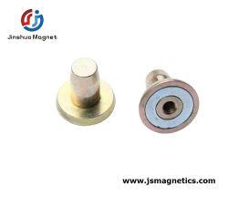 Piatto magnetico del chiodo dei forti accessori eccellenti del calcestruzzo prefabbricato per la base del magnete della cassaforma