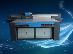 紫外線Flatedの印字機