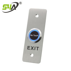 Capteur infrarouge porte Touchless Interrupteur à bouton de sortie