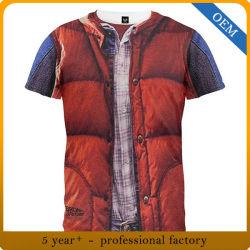 Os homens de alta qualidade personalizada engraçado T shirts