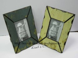 Home Decorationのための旧式なWooden Picture Frame Set