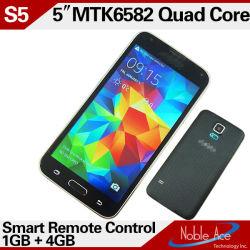 MultifunktionsMtk6582 S5 androides intelligentes Telefon des Leitungs-Kern-(S5)