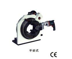 Lasapparatuur voor snijmachines met cirkelvormige buizen