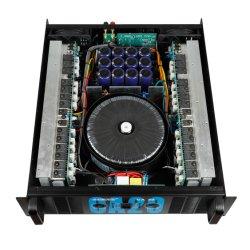 CA20 amplificador de potencia sistema de sonido para exteriores amplificador de audio de potencia profesional