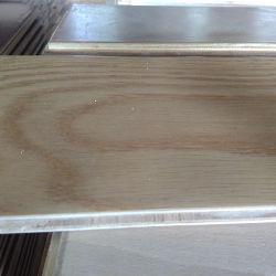 T&G DE CENDRES Engineered Wood Flooring lisse vernis UV