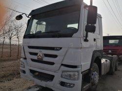高品質はアフリカの市場のためにHOWOトラクターによって使用されたSinotruckのトラクターによって使用された6*4トラクターのトラックによって使用されたトラクター秒針のトラクターのトラックEuro2を使用した
