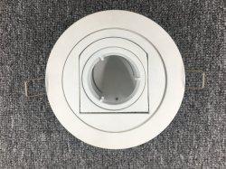 10W 110 mm Snijd 360 graden draaibare COB verzonken dimbare LED Gimbal Downlight