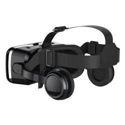 De plastic Beschermende brillen HMD Vr van Vr van de Glazen Vr van de Hoofdtelefoon van de Werkelijkheid van Vr Shinecon Virtuele 3D alle-in-Één Doos van Vr Vr voor 4~6 Duim Smartphones voor 3D Films en Spelen