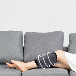 高齢者向けの家庭用空気圧ウェーブマッサージ器具 一定温度とホット圧縮