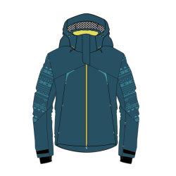 Veste de ski de mode le phoque à capuchon anorak imperméable