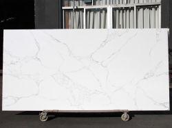 人工石の磨かれた / 磨き上げられた黒 / 白 / ベージュの SF-V1002 カラカッタトスカーナカルツォッツの内装 / 室内キッチン / バスルーム カウンタートップ / バニティ