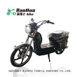 Manillar de velocidad de 17 pulgadas 500w motocicleta eléctrica para adultos