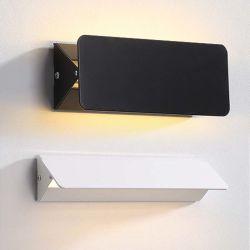 Регулируемый вверх вниз светильники Светодиодные настенные лампы современный крытый с одной спальней и гостиной лестницы светодиодный индикатор Applique Murale светильника