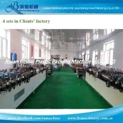 Comité Económico Full automatic Junta Central Bag máquinas de fabricação para snacks sacos de embalagem