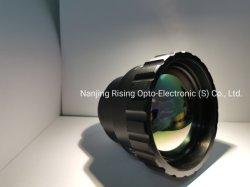 75mm lentille Gunsight Ge lentille infrarouge de l'imagerie thermique de l'objectif de l'imagerie infrarouge IR la lentille du capteur de lentilles de germanium 640 640 X 480 17um