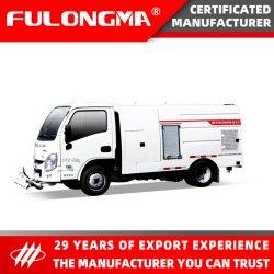Fulongma EV Road Maintenance Municipal Service Handdrukreinigingstang Elektrische heftruck