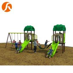 De aangepaste Reeks van het Spel van de Apparatuur van de Speelplaats van Kinderen Openlucht Peuter Openlucht Plastic