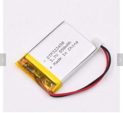 リチウムポリマー550mAh 3.7V Dtp323450再充電可能な点灯用蓄電池