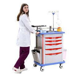 Skr054 등등 판매를 위한 아BS 병원 간호 계기 약물 트롤리