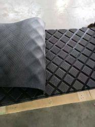 4 Kuh-Matten-/Pferden-Stall-Gummimatte ' x-6 ' beständige im China-Gummi-Mattenstoff