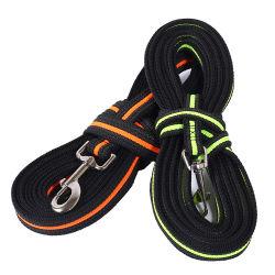 Aderência durável elásticas Formação Non-Slip Desportivo longo Militar Dog leash